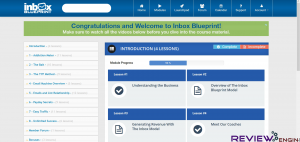inbox blueprint lessons