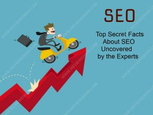 Top Secret Facts About SEO Uncovered by the Experts