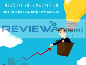 Building A Profitable List