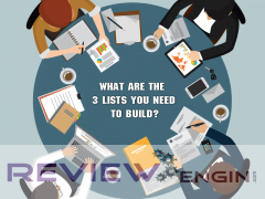 What Are The 3 Lists You Need To Build