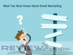 What You Must Know About Email Marketing
