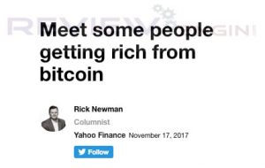 The CryptoGoldRush
