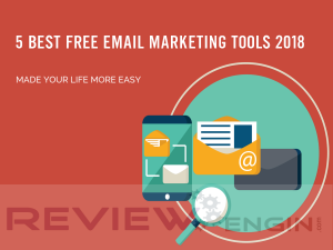 EMAIL MARKETING TOOLS 2018