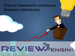 Print on Demand E-commerce Business Adventures