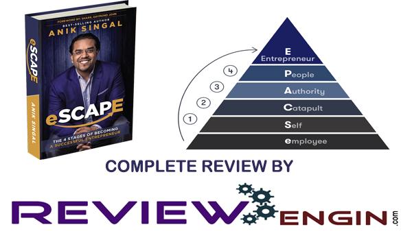 Anik Singal eSCAPE Review