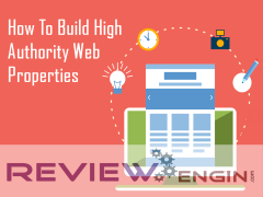 How To Build High Authority Web Properties