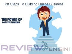 First Steps To Building Online Business