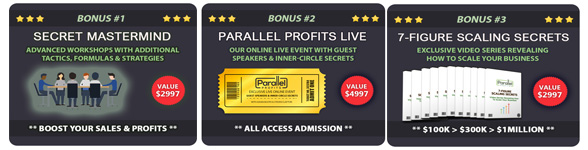 Parallel Profits Bonus
