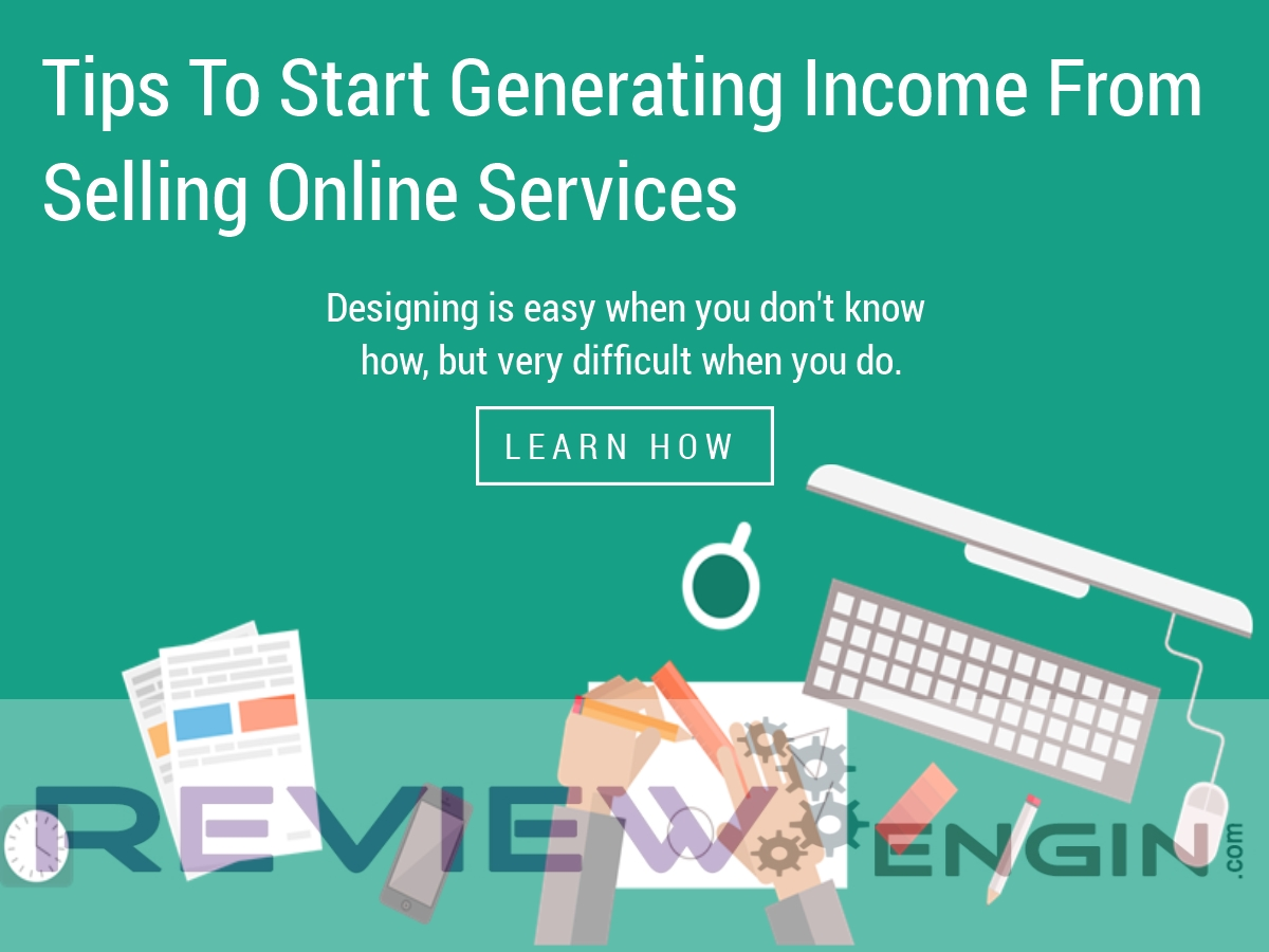 Selling Online Services