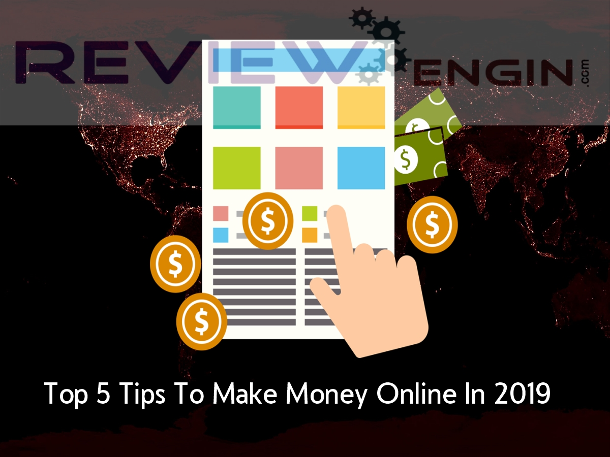 Make Money Online In 2019