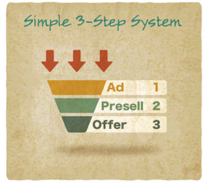 simple 3 steps