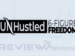 UnHustled 6 Figure Freedom logo