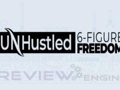 UnHustled 6 Figure Freedom logo