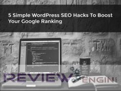 5 Simple WordPress SEO Hacks To Boost Your Google Ranking