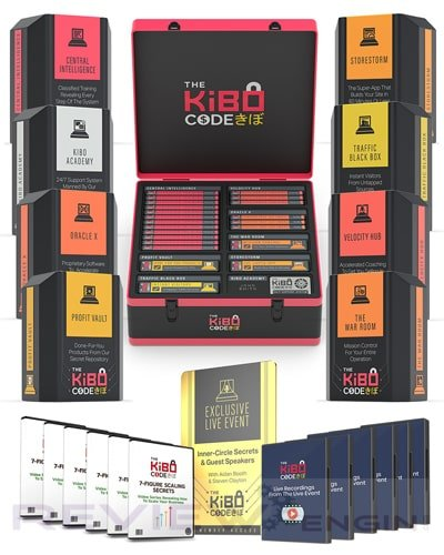 Kibo Code course